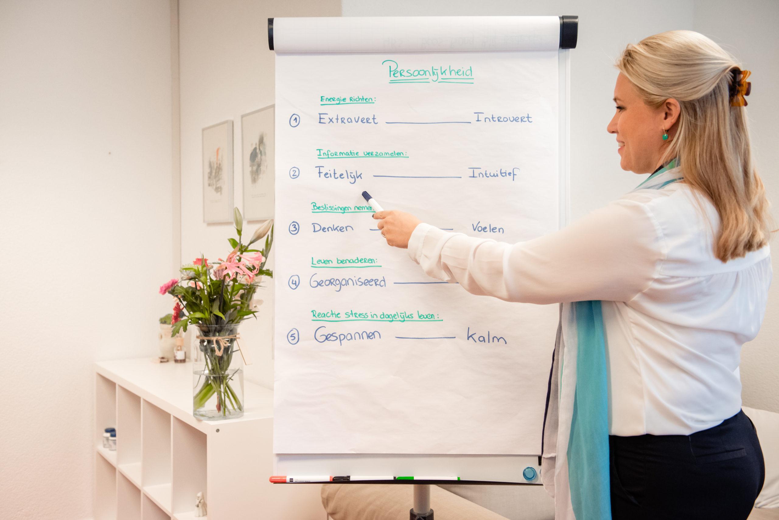 workshop of training geven